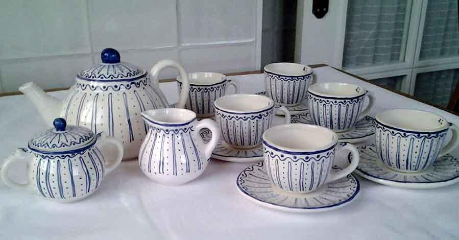La Ceramica De Lola Catalogo Vajilla Juegos De Te Cafe