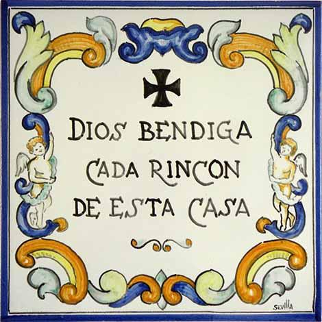 La ceramica de lola catalogo for Azulejo numero casa